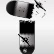 Uno Skateboard Magazine. Un proyecto de Diseño e Ilustración de Sergio Jiménez - 09.07.2009
