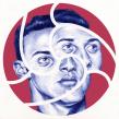 Football Kaleidoscope. A Design & Illustration project by Chamo San - 03.26.2012