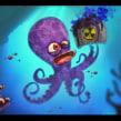 JOKEBOX motiongraphics. Un proyecto de Diseño, Ilustración, Motion Graphics, Cine, vídeo, televisión y 3D de Josep Bernaus - 26.11.2012