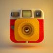 camera app. Um projeto de 3D e Design de Zigor Samaniego - 28.06.2013