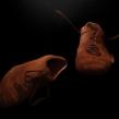 Kilometros - Pintura digital realizada con los dedos en el Ipad. Un projet de Design  et Illustration de Jaime Sanjuan Ocabo - 14.12.2013