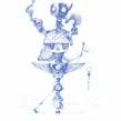 Robots. A Illustration project by Óscar Lloréns - 03.10.2014