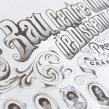 Orla para la 1ª promoción del Grado en Diseño de Bau.. A Graphic Design, T, and pograph project by Ivan Castro - 04.06.2014