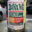 Bona Nit Barcelona. Imagen para festival musical.. A Br, ing, Identit, Graphic Design, T, and pograph project by Ivan Castro - 04.06.2014