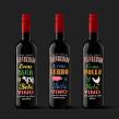 Bienbebido. Un progetto di Design, Direzione artistica, Graphic Design , e Packaging di Moruba - 04.05.2014