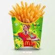 MC´DONALDS WORLDCUP 2014. Un proyecto de Ilustración, Publicidad y Packaging de Martin Sati - 29.06.2014