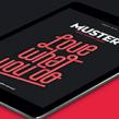 Muster: reunir, mostrar, conocer. Un projet de Design  de Sergio Ortiz - 15.09.2014