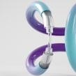 """Proximus, exploraciones 3D.. Un progetto di 3D, Br, ing e identità di marca , e Lighting Design di Carlos """"Zenzuke"""" Albarrán - 15.10.2014"""