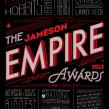 Empire Awards . Um projeto de Design, Design editorial e Tipografia de Martina Flor - 19.10.2014