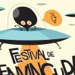 Festival Benvinguda 2013 (Universitat de València). Um projeto de Design gráfico de Raúl Salazar - 22.10.2014
