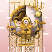 Ilustraciones 2014. A Illustration project by Mᴧuco Sosᴧ - 22.12.2014
