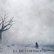 Cartel película El Destierro. A Design & Illustration project by Oscar Giménez - 01.27.2015