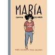 Maria cumple 20 años,la nueva novela gráfica.Aparece el 27 de Marzo.. Un proyecto de Cómic de Miguel Gallardo - 08.02.2015