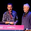 Conferencia en MAD 2014. A Design, Br, ing, Identit, and Fine Art project by Cruz Novillo & Pepe Cruz - 02.23.2015