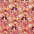 Pattern LSD. Un projet de Conception éditoriale et Illustration de Juan Díaz-Faes - 02.03.2015