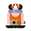 Circo. A Illustration, Character Design, Education, and Comic project by Cruz Novillo & Pepe Cruz - 04.12.2015