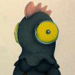 Personajes absurdos.. Un proyecto de Ilustración de Óscar Lloréns - 13.04.2015
