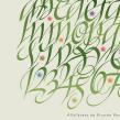 Alfalfabeto. Um projeto de Caligrafia de Ricardo Rousselot Schmidt - 13.12.2011