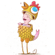 Animals. Un proyecto de Diseño de personajes e Ilustración de Óscar Lloréns - 18.06.2015