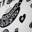 MURAL LE CHIGRE. Un progetto di Illustrazione, Br, ing e identità di marca, Character Design, Interior Design, Pittura , e Calligrafia di Juan Díaz-Faes - 01.09.2015