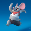 Ratón. A 3D, Animation, and Character Design project by Luis Arizaga - 10.18.2015