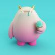 PERSONAJES!. Un projet de Illustration, 3D , et Character Design de Aarón Martínez - 04.01.2016
