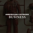 American Express Business. Un projet de Illustration, Publicité, 3D , et Direction artistique de Zigor Samaniego - 07.02.2016