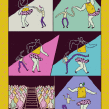 Boogie Woogie. A Illustration und Comic project by Ana Galvañ - 22.02.2016