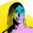 Yorokobu // Rock´n´Draw / El superviviente Iggy Pop. A Illustration, Music, and Audio project by Oscar Giménez - 03.13.2016