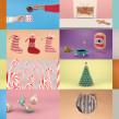 A3 Media Christmas 2012. Un proyecto de Motion Graphics, 3D, Animación, Dirección de arte, Televisión y Stop Motion de Fabio Medrano - 15.12.2013
