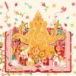 Ganesha. Un proyecto de Diseño, Ilustración, Diseño editorial y Bellas Artes de Carlos Arrojo - 30.04.2012