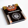 LIBRO TREINTEENAGERS. Um projeto de Design, Ilustração, Design de personagens, Design editorial, Packaging e Comic de Juan Díaz-Faes - 17.05.2016