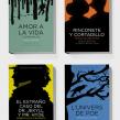 Colección Letras Mayúsculas para Combel. Um projeto de Design editorial, Design gráfico e Tipografia de Enric Jardí - 26.05.2016