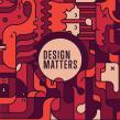DESIGN MATTERS / COMPUTER ARTS. A Design, Illustration, Art Direction, Br, ing, Identit, Editorial Design, and Graphic Design project by MEMOMA Estudio - 06.09.2016