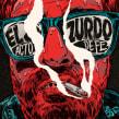 El Zurdo Álbum Artwork. Un proyecto de Ilustración, Publicidad, Dirección de arte, Diseño gráfico y Packaging de Ink Bad Company - 14.06.2016