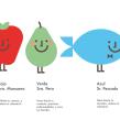 Rainbow Food. Un proyecto de Diseño e Ilustración de Stereoplastika - 19.06.2016