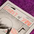 Ghost of You. Fosfatina. Un proyecto de Cómic de María Ramos - 04.10.2016