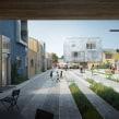 Residencia de estudiantes en Tarragona. A Photograph, 3D, Architecture, Interior Architecture, and Post-production project by Phrame - 10.31.2015