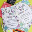 Libro Para Colorear. A Illustration project by Ana Victoria Calderon - 01.17.2017