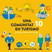 Turismo Comunitat Valenciana. Um projeto de Ilustração, Motion Graphics, Animação, Design de personagens e Vídeo de MODIK - 30.11.2016