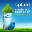 Ciel: Splant. Um projeto de Marketing e Publicidade de Daniel Granatta - 09.02.2013