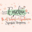Envelove Script, Caps & icons — Type Family. A Grafikdesign, Illustration, T und pografie project by Yani&Guille - 20.02.2017
