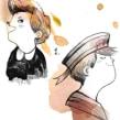 Los niños cantores. Un proyecto de Ilustración de Adolfo Serra - 16.05.2017