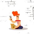 Another Slice  #28. Un projet de Animation de Josep Bernaus - 01.10.2015