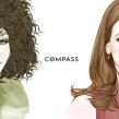 Retratos para COMPASS New York . A Illustration project by Mercedes deBellard - 07.06.2016