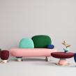 Toadstool. Un proyecto de Diseño de muebles y Diseño de producto de Masquespacio - 13.01.2016