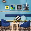 Valencia Lounge Hostel . Um projeto de Arquitetura de interiores, Design de interiores e Design de produtos de Masquespacio - 15.05.2016