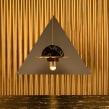 Lámpara Shade. Un proyecto de Dirección de arte, Diseño de iluminación y Diseño de producto de Masquespacio - 15.11.2016