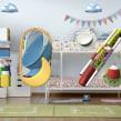 Ikea - Bedroom. Un proyecto de 3D, Animación, Postproducción, VFX y Producción de Hugo García - 18.10.2013