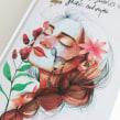 Cubierta Libro (Roca Editorial). Un proyecto de Diseño, Ilustración y Bellas Artes de Ana Santos - 25.08.2017